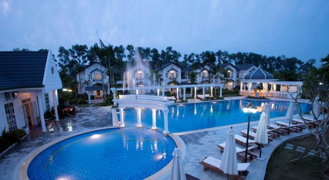 Vườn Vua Resort & Villas Phú Thọ Giá rẻ
