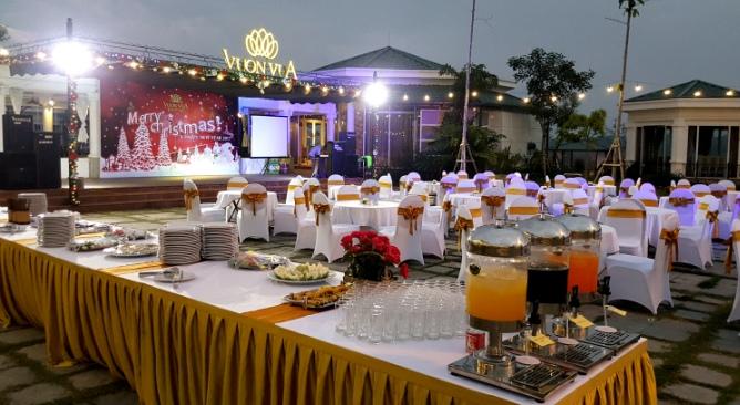Vườn Vua Resort & Villas Phú Thọ Tiệc