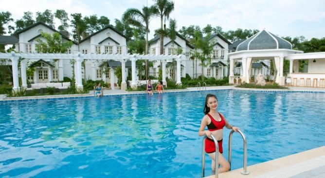 Vườn Vua Resort & Villas Phú Thọ