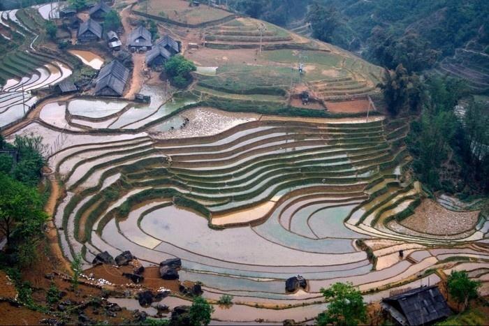 Cảnh đẹp Sapa- Chiêm ngưỡng vẻ đẹp huyền bí 12 tháng ở Sapa