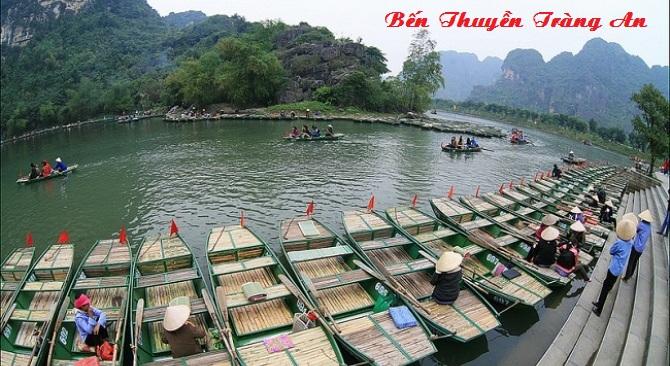 du lịch Ninh Bình 2 ngày 1 đêm Khu du lịch sinh thái Tràng An