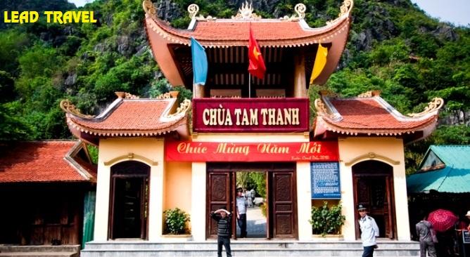 Du lịch Lạng Sơn chùa tam thanh