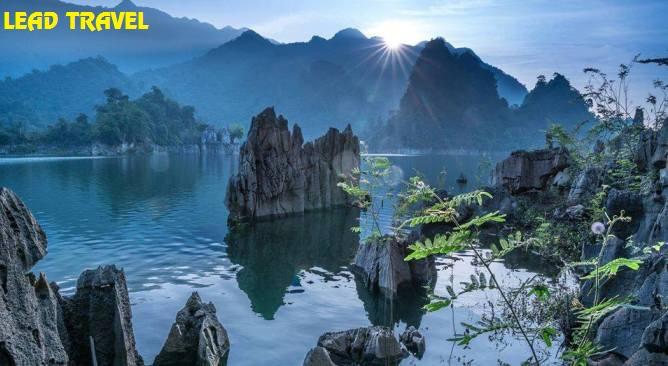 Du lịch hồ Na Hang