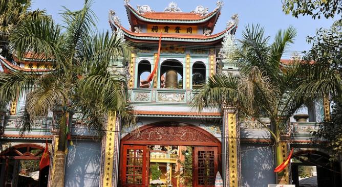 du lịch Lạng Sơn 2 ngày 1 đêm đền mẫu đồng đăng