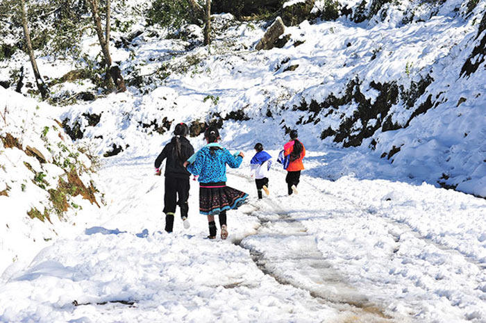 Kết quả hình ảnh cho du lịch sapa mùa đông