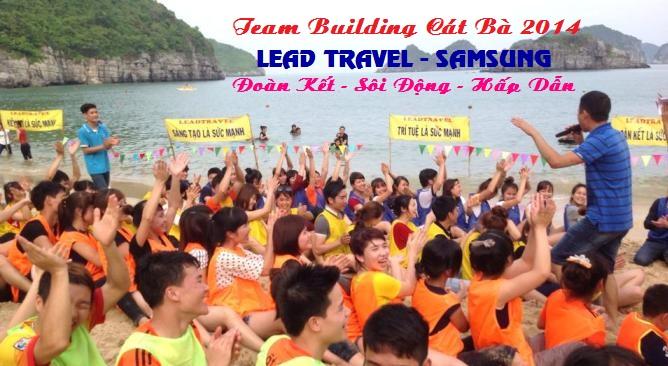 Tour Cát Bà 3 ngày 2 đêm Team Building