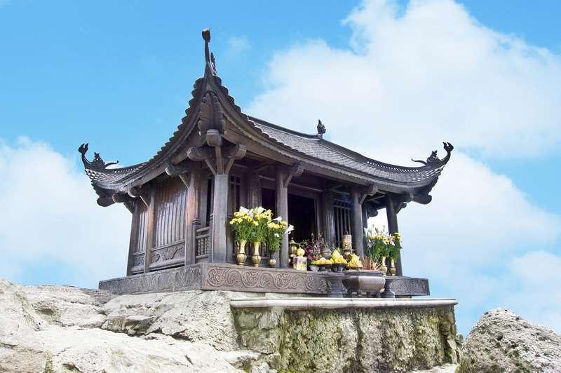Giá vé cáp treo Yên Tử năm 2018-Địa điểm tham quan Yên Tử