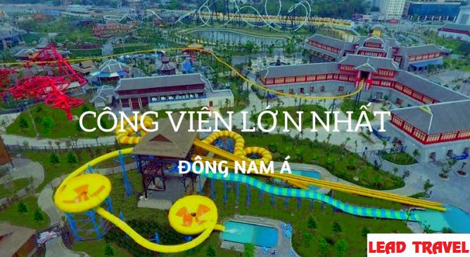 Cong-vien-Dragon-Park-Ha-Long