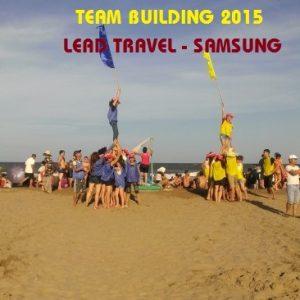 Tour Sầm Sơn 3 ngày 2 đêm team building bãi biển