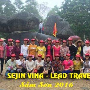 Tour du lịch Sầm Sơn 2 ngày 1 đêm