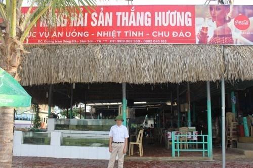 Nhà hàng hải sản Sầm Sơn