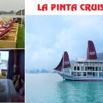 Du thuyền La Pinta Cruise 2 ngày 1 đêm