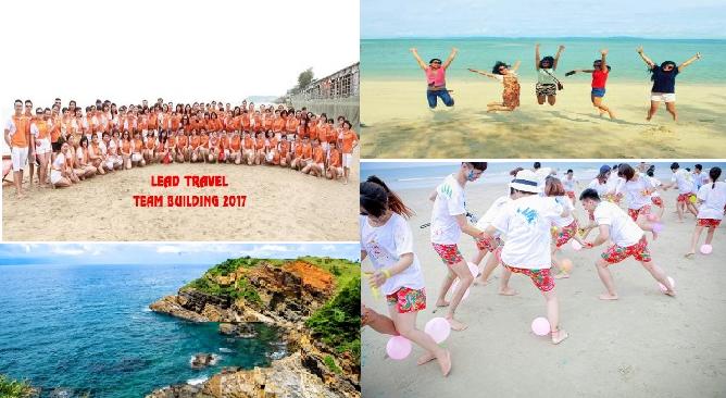 Tour du lịch Cô Tô team building
