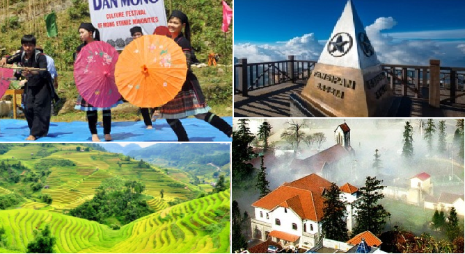 Tour du lịch Sapa từ Hà Nội