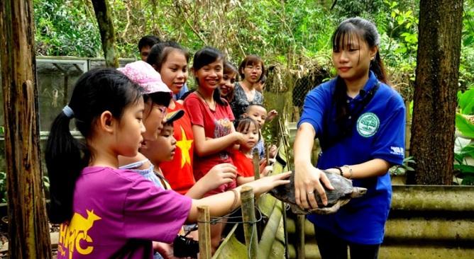 Trạm đa dạng sinh học Mê Linh