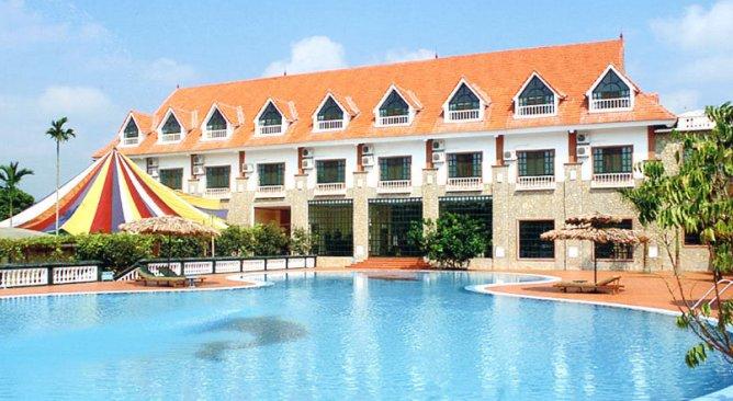 Khách sạn ở Quan Lạn-2