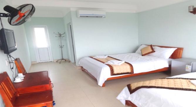 Resort ở Quan Lạn
