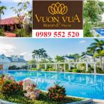 Đặt phòng Vườn Vua Phú Thọ Resort & Villas Giá mới nhất Khuyến Mại