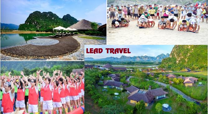 Tour Serena Resort Kim Bôi Hòa Bình 2 ngày 1 đêm Team Building