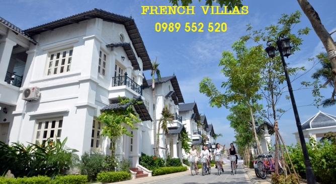 biệt thự phố tây Vườn Vua Resort