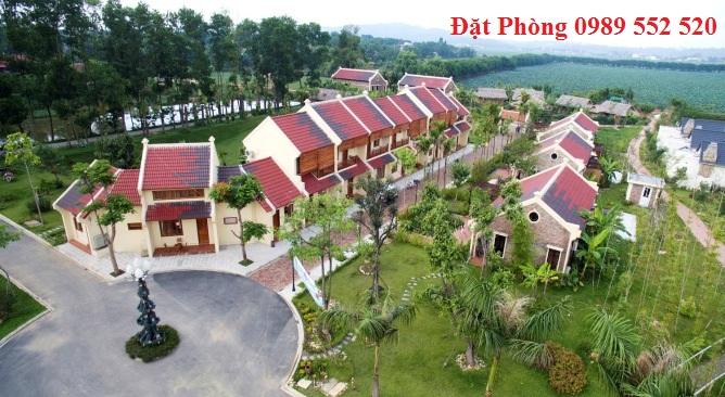 khách sạn phố cổ Vườn Vua Resort
