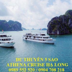 Athena Cruise Hạ Long