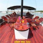 Peace-Charm-Cruise-Ha-Long-sun-deck