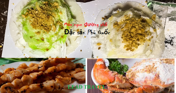 ăn vặt Phú Quốc