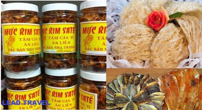 đặc sản Nha Trang làm quà