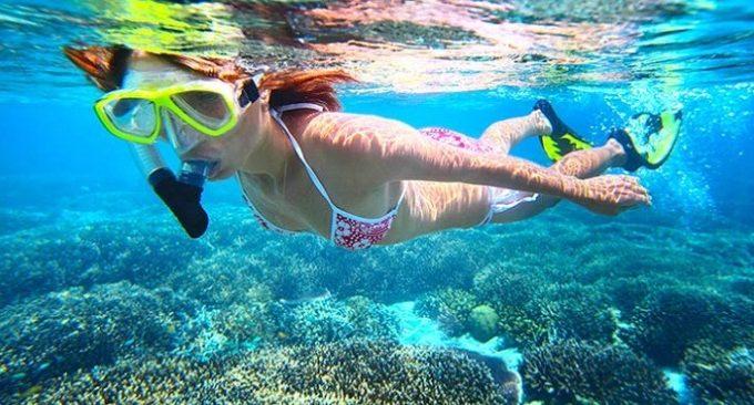 ngắm san hô ở Phú Quốc