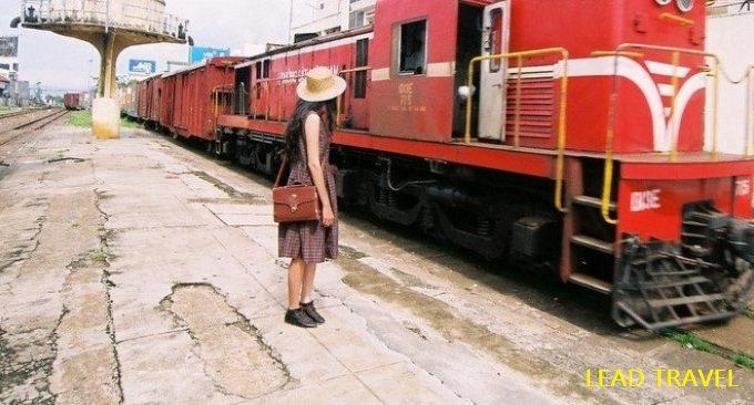 đi tàu hỏa từ Hà Nội vào Đà Lạt