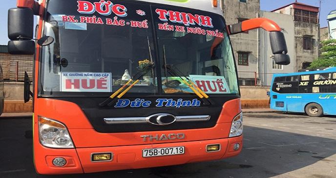 đi từ Hà Nội đến Huế
