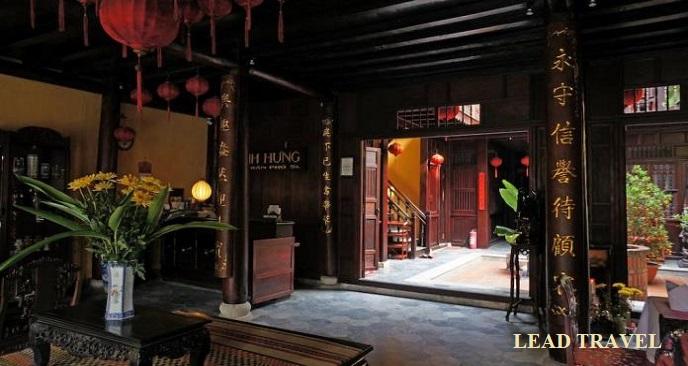 khách sạn nhà cổ Hội An