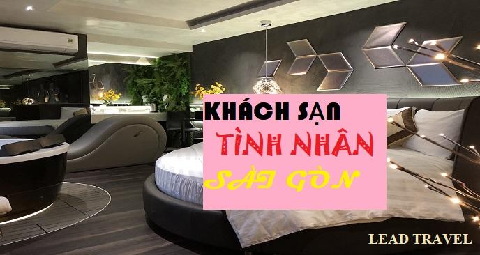 khách sạn tình nhân ở Sài Gòn