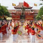 mua-vo-Tay-Son-Bao-tang-Quang-Trung