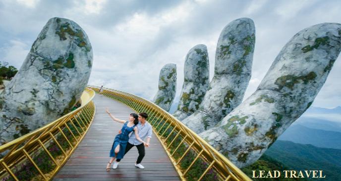 Cầu Vàng Đà Nẵng