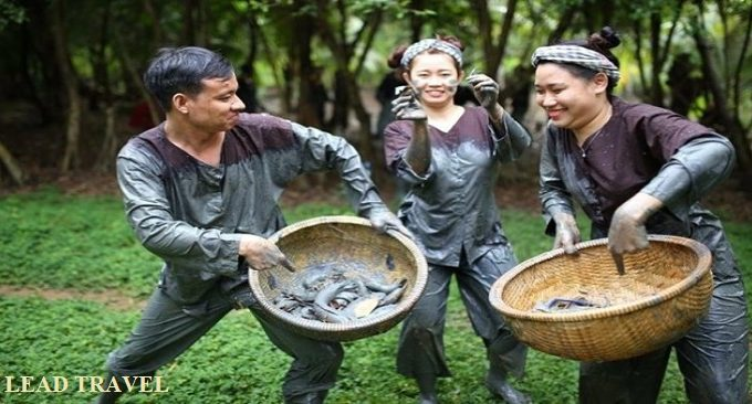 Khu du lịch sinh thái Lan Vương