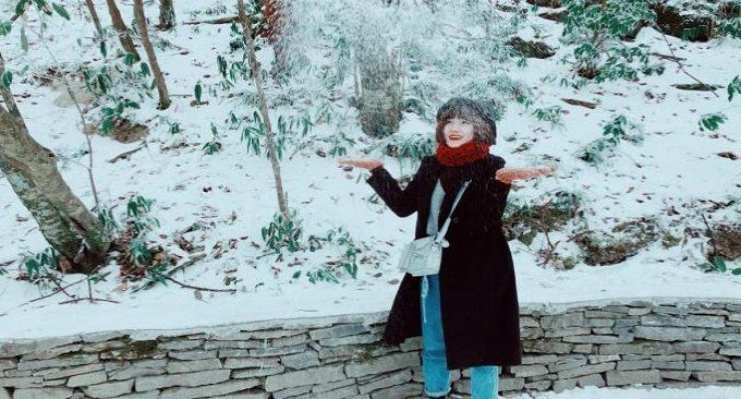 Phượng Hoàng cổ trấn mùa đông