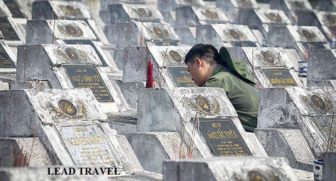 nghĩa trang liệt sĩ Vị Xuyên