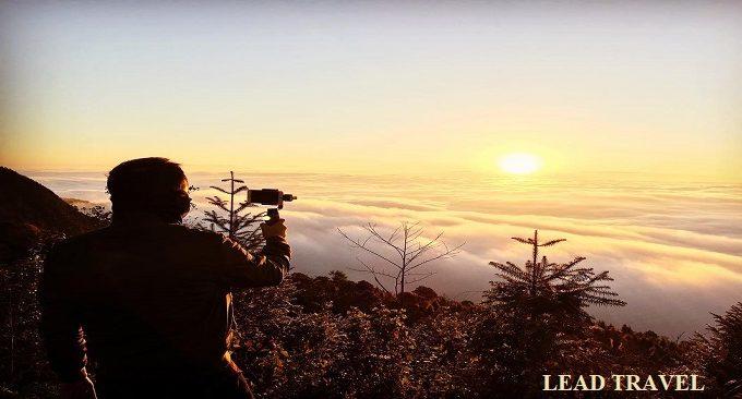 săn mây Hà Giang