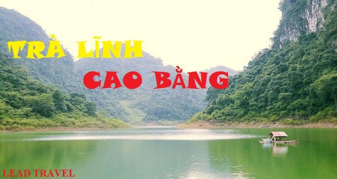 Trà Lĩnh Cao Bằng