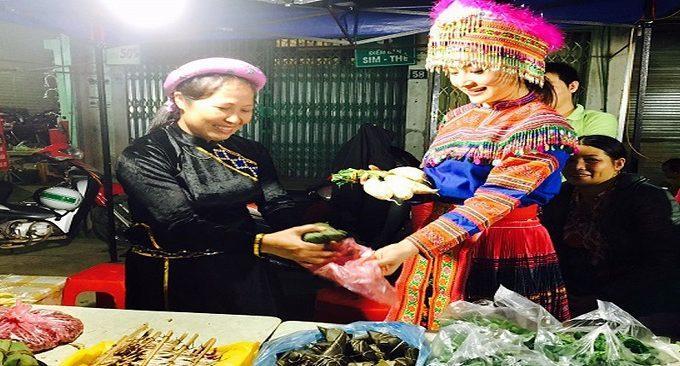 chợ đêm Cốc Pài