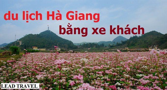 Đi du lịch Hà Giang bằng xe khách