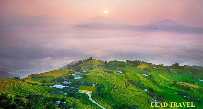 du lịch Hoàng Su Phì Hà Giang