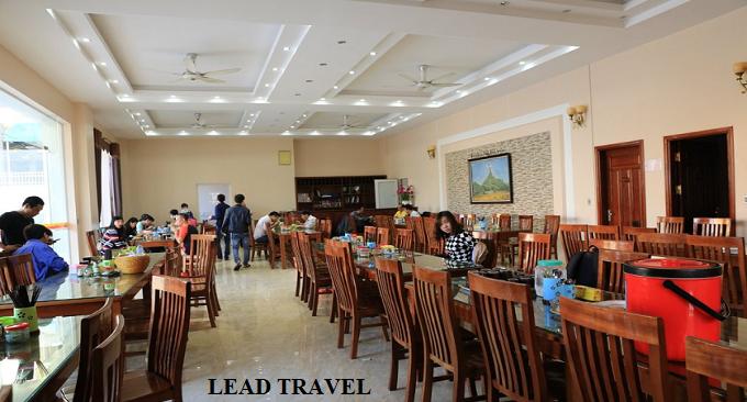 khách sạn Hoa Cương Đồng Văn Hà Giang