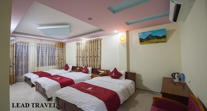 khách sạn ở cao nguyên đá Đồng Văn