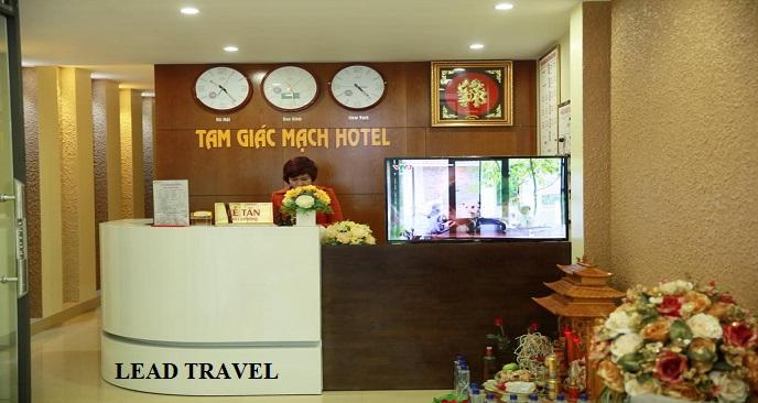khách sạn Tam Giác Mạch Hà Giang