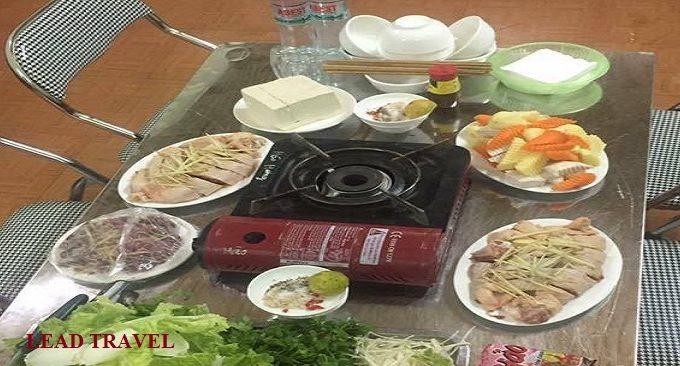 nhà hàng Bình Nhâm