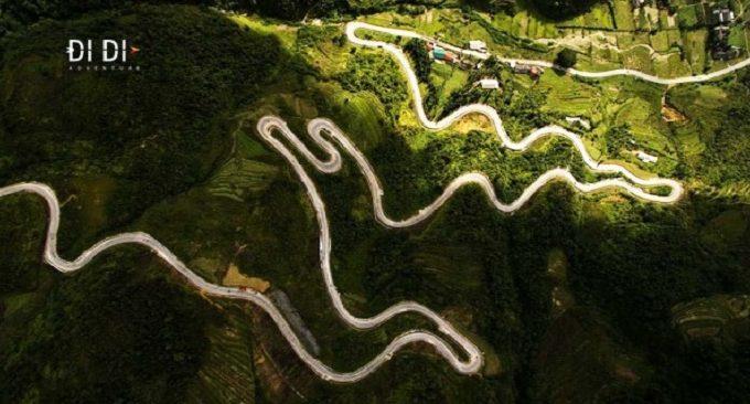 dốc 9 khoanh Hà Giang