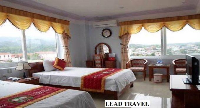 khách sạn núi hoa
